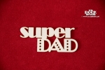 Super DAD napis