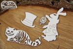 Wonderland - characters - postacie