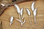 Tatting Communion - Wheat ears - Kłosy