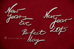 Brush art script - New Year