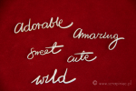 Brush art script - Amazing