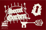 Secret Garden - Sign eng.- Szyld ang.