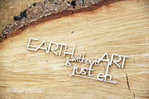 Earth without Art