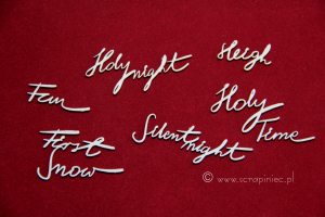 Brush art script - Holy