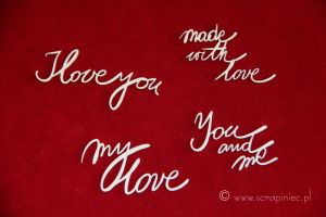 Brush art script - Love