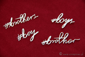 Brush art script - #brothers